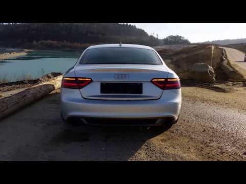 Audi A5 Dynamic-Blinker hinten + RS5...