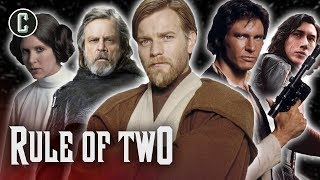 Top Ten Star Wars Acting Performances - Rule of Two