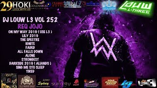 Download lagu THE BEST OF ALAN WALKER SONGS LILY REMIX BASS BOOSTEED BREAKBEAT TERBARU 2019 DJ LOUW VOL 252 MP3