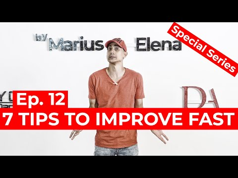 Special Series Episode 12: 7 tips to improve FAST | Salsa&Bachata