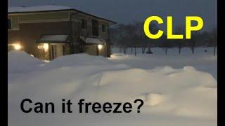 Will Safariland Break Free CLP freeze in sub zero temperatures?