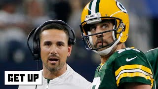 Aaron Rodgers and Matt LaFleur are finally in sync with the Packers - Pat McAfee | Get Up