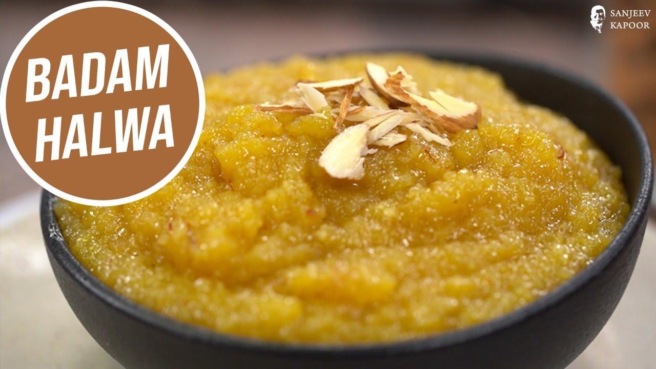 Download Badam Ka Halwa | Taste of America | Sanjeev Kapoor Khazana
