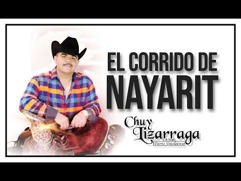 Chuy Lizarraga, El Corrido De Nayarit (En Vivo 2019).