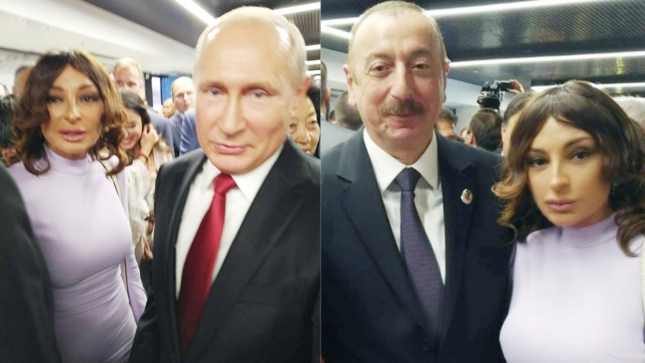 Image result for Mehriban Əliyeva