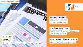 7/8 Le Journal. Edition du 18 mai 2021