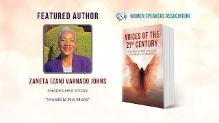 Feeling invisible... Zaneta Varnado Johns shares ways to break through