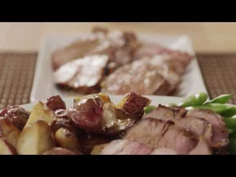 Maple Garlic Marinated Pork Tenderloin | Pork Recipe | Allrecipes.com
