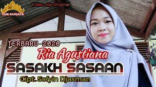 Lagu lampung terbaru 2020 - Ria Agustiana - SASAKH SASAAN - Cipt. Sofyin djasman