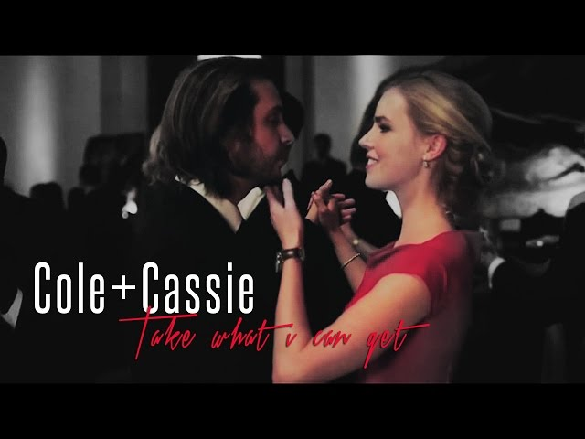 Cole+Cassie || Take What I Can Get || 12 Monkeys