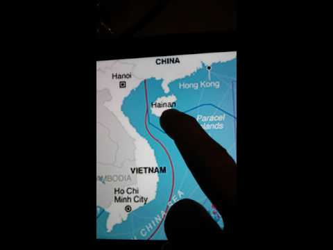 South China  Seas and Islands dispute Vietnam have nothing to do with Paracel Islands