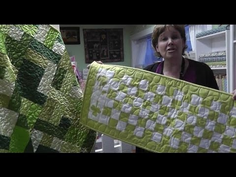 Fun St. Patrick's Day Quilting Projects - YouTube