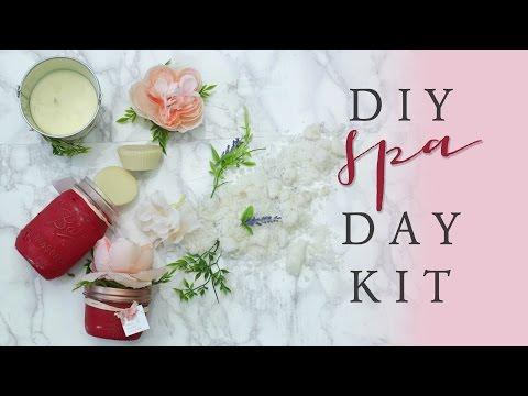 DIY Spa Day at Home