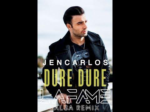 Jencarlos Feat. Lafame - Dure Dure (New Salsa Hit 2017 Official Audio)