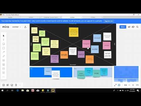 MIRO TUTORIAL : Emphaty Map - UX Research & Design thumbnail
