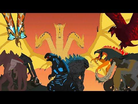 Download Godzilla Vs king ghidorah | Godzilla lord of earth | gojiramania | Godzilla, king ghidorah, kong