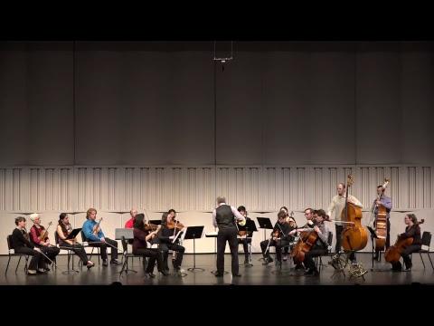FACULTY AREA SERIES RECITAL – Daniel Katzen, Horn & Michael Dauphinais, Piano
