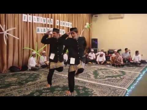 Soleh Habsyi - Galal Fatal Habsyi (Festival Pemuda Alawiyin Lomba Zafin)