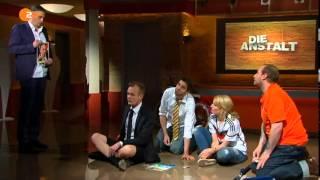 Die Anstalt vom 27.05.2014 mit Max, Claus, Monika, Mathias und Philip