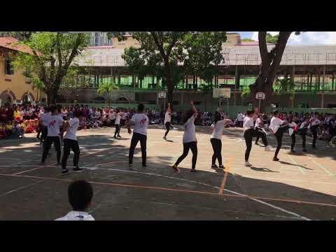 Vlog1: Hội thi flashmob của lớp 12A7 ( 2017-2018) MARIE CURIE
