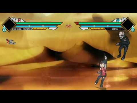 Igre Naruto Mugen Storm 4 - a-k-b info