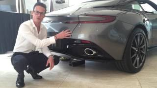 Aston Martin DB11 Preview Episode 1: Exterior Design and Customisation