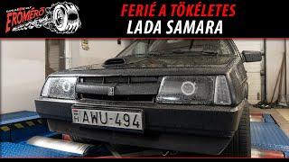 Totalcar Erőmérő: Ferié a tökéletes Lada Samara [ENG SUB]