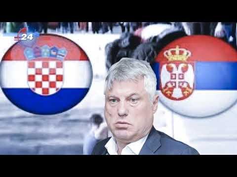 U CENTAR! - LAZA OBJASNIO HRVATIMA!: Znaci da je Srbe dozvoljeno bacati u more jer su za sve krivi?!