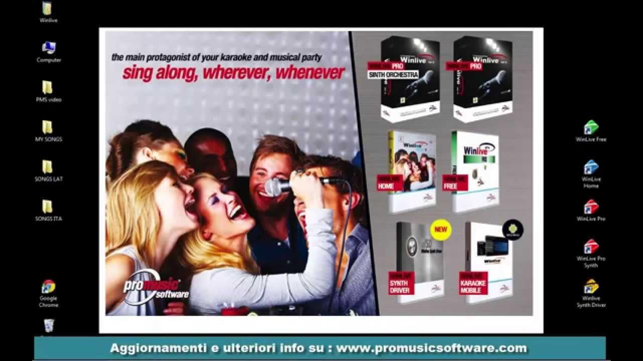 torrent karaoke italiano
