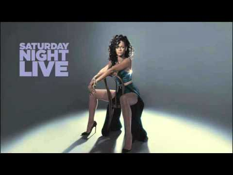 Rihanna - Where Have You Been (Official SNL Studio Version)