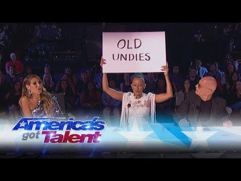 Join Us For A Round Of Buzzer Buddies With The AGT Judges - America's Got Talent 2017
