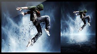 Photoshop - Photo Manipulation - Break Dance