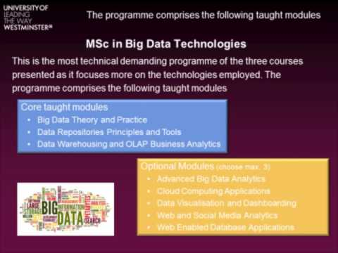 Business Systems Online Postgraduate Information Session