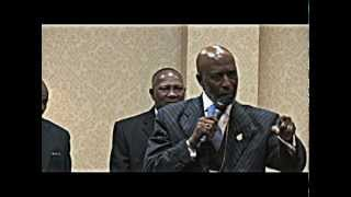 "Bishop John R. Bryant ""We Are Sick And Tired"""
