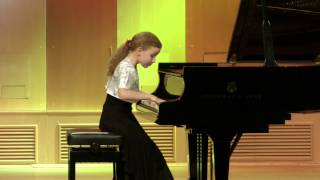 Download Varvara Kutuzova 10yo в концерте лауреатов VI конкурса пианистов им.А.Д.Артоболевской MP3 song and Music Video