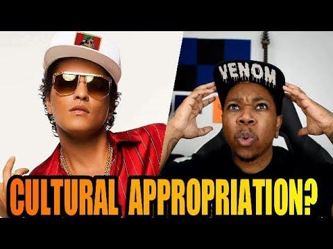 Bruno Mars vs Cultural Appropriation