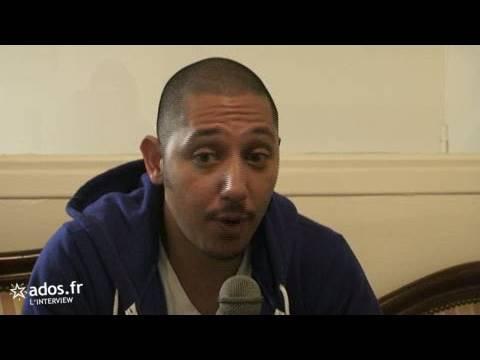 K Maro en interview vidéo