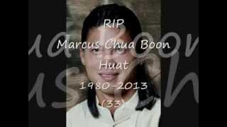 Tribute to Chua Boon Huat - Malaysia national hockey player