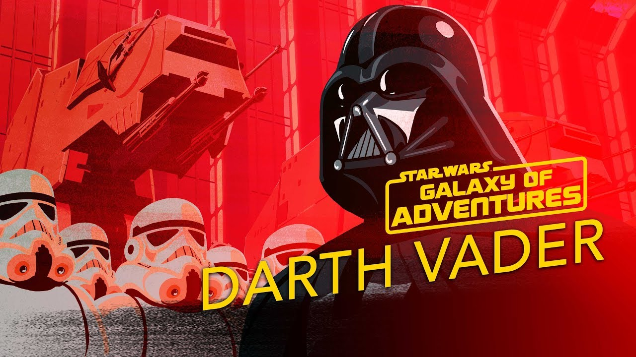 Darth Vader - Might of the Empire | Star Wars Galaxy of Adventures