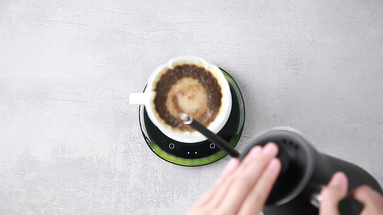 OURA:Easily brew various high-quality coffee and keep the stability