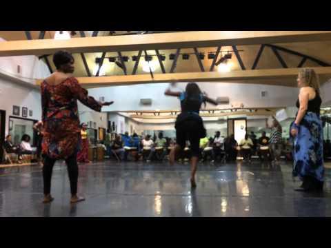African Dance in LA