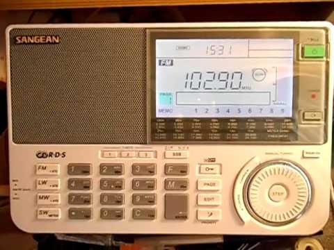 FM DX 102.9MHz South Korea MBC