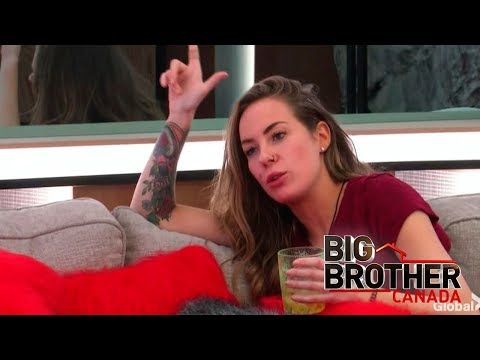 Sam Makes Her Move On Adam | BBCAN7