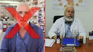 "Doc. Dr. Ahmet Tinarci ""pİyasadakİ Sahte Mavİ İksİrlere Dİkkat Edİn!"""