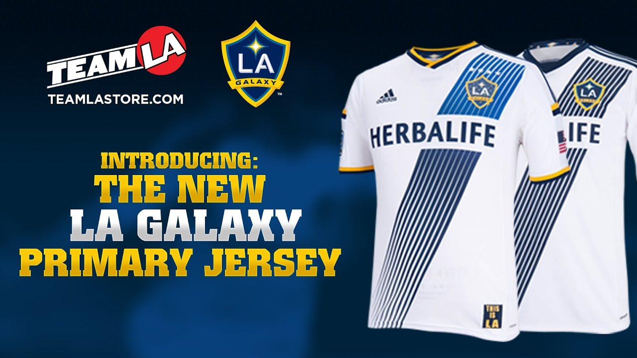 sports shoes 7fa82 98303 Introducing the new LA Galaxy Home Kit