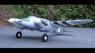 Parkzone Mosquito Mk VI Build and Pre-flight Review