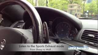Maserati MC Sport Line Videos