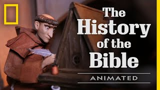 The History of the Bible, Animated | National Geographic