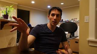 Brian Weissman Q&A {video #5} = LIFE LESSONS + What CHANGED your LIFE? + HARD WORK vs. TALENT?