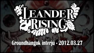 Groundhangok - Köteles Leander & Vörös Attila interjú - 2012.03.27 Thumbnail